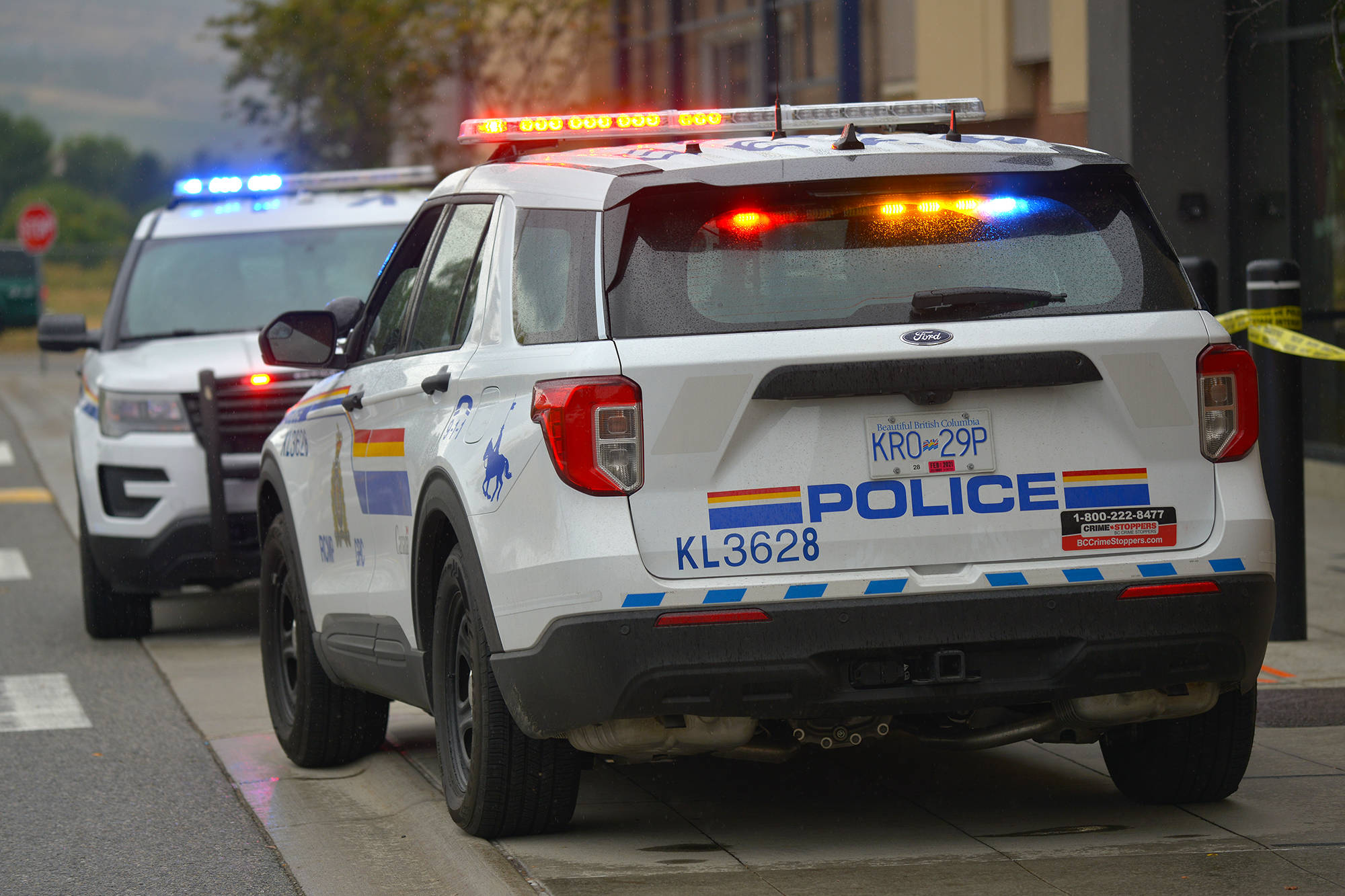 During a May 18 traffic stop, Salmon Arm RCMP arrested a 25-year-old woman in connection to an abduction file out of Alberta. (File photo)